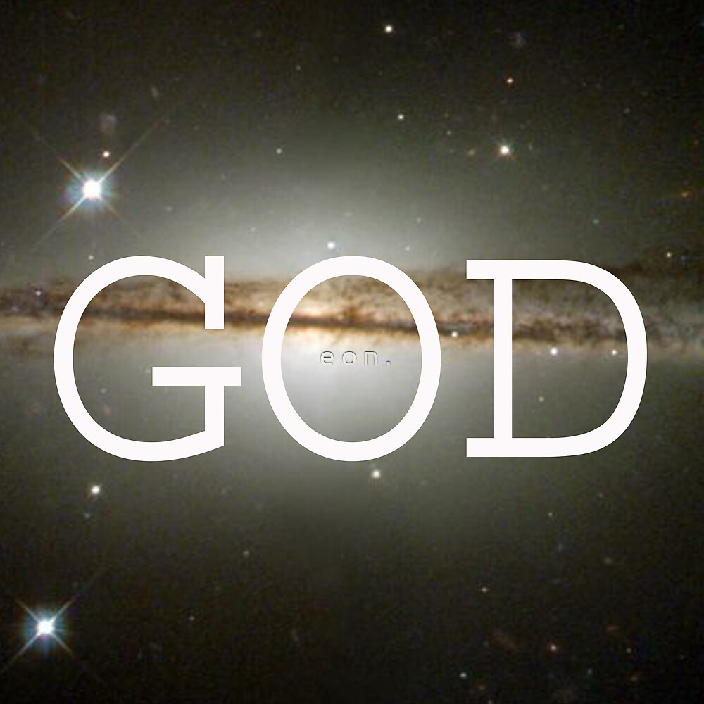 GOD ( NOT RELIGION ) by EON .