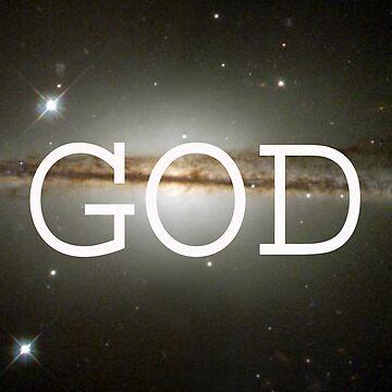 GOD ( NOT RELIGION ) by SteveHook