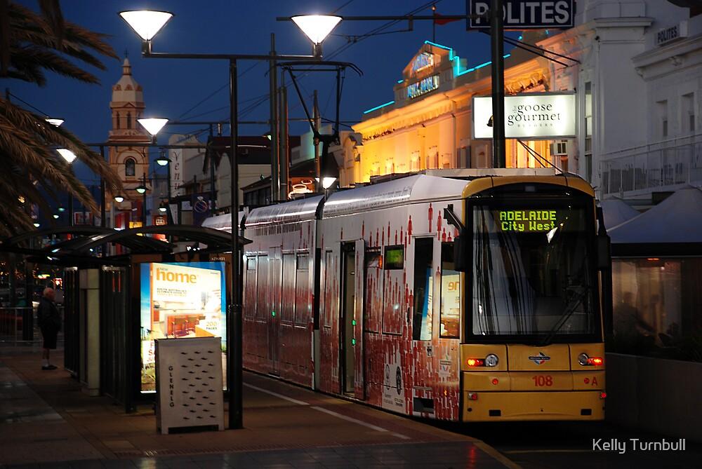 tram by Kelly Turnbull