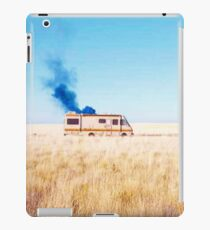 Breaking bad bus iPad Case/Skin