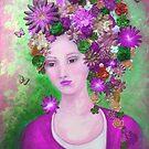 Flowers by WickedLola