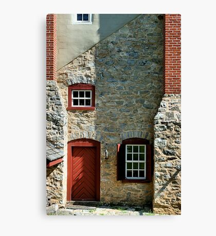 Burnside - Bethlehem Pa. Canvas Print