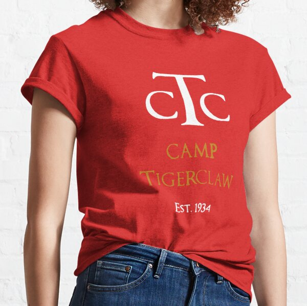 Camp Tigerclaw! Classic T-Shirt