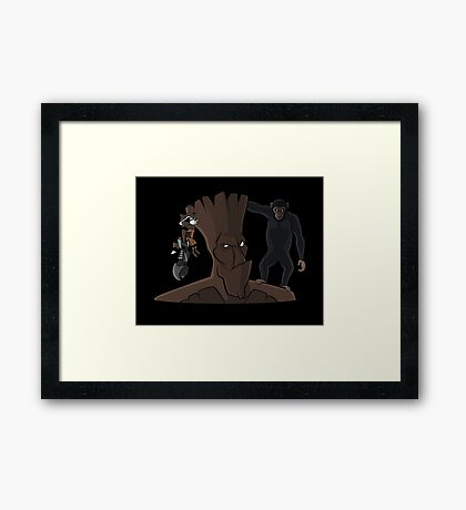 I Am Caesar Framed Print