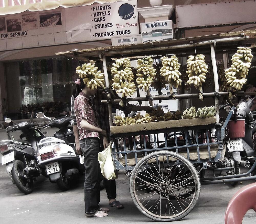 Banana by Dannica