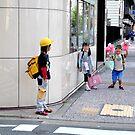 Autumn in Japan:  Kids of Kyoto by Jen Waltmon