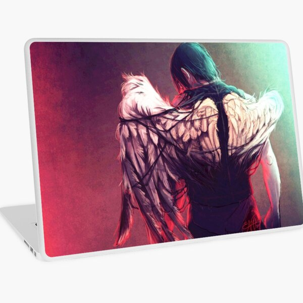 Daryl - Wing Studies Laptop Skin