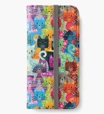 Pussies Galore 2 iPhone Wallet/Case/Skin