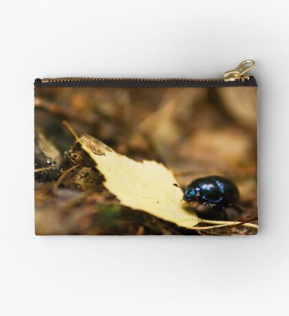 Beetle and his journey Studio Pouch