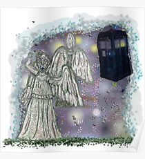 Don't blink weeping angels Poster