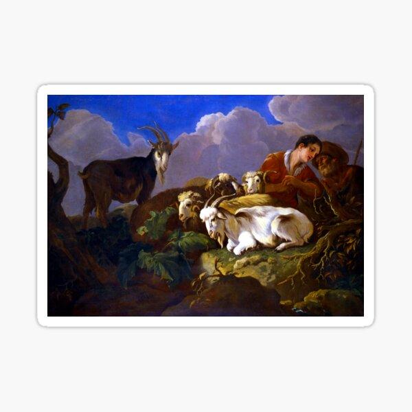 Govert van der Leeuw Shepherds Sticker