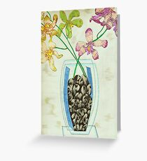 A Touch Of Silk Greeting Card