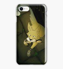 Chell - Purrtal iPhone Case/Skin