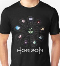 Horizon Gaia Tree (White) T-Shirt