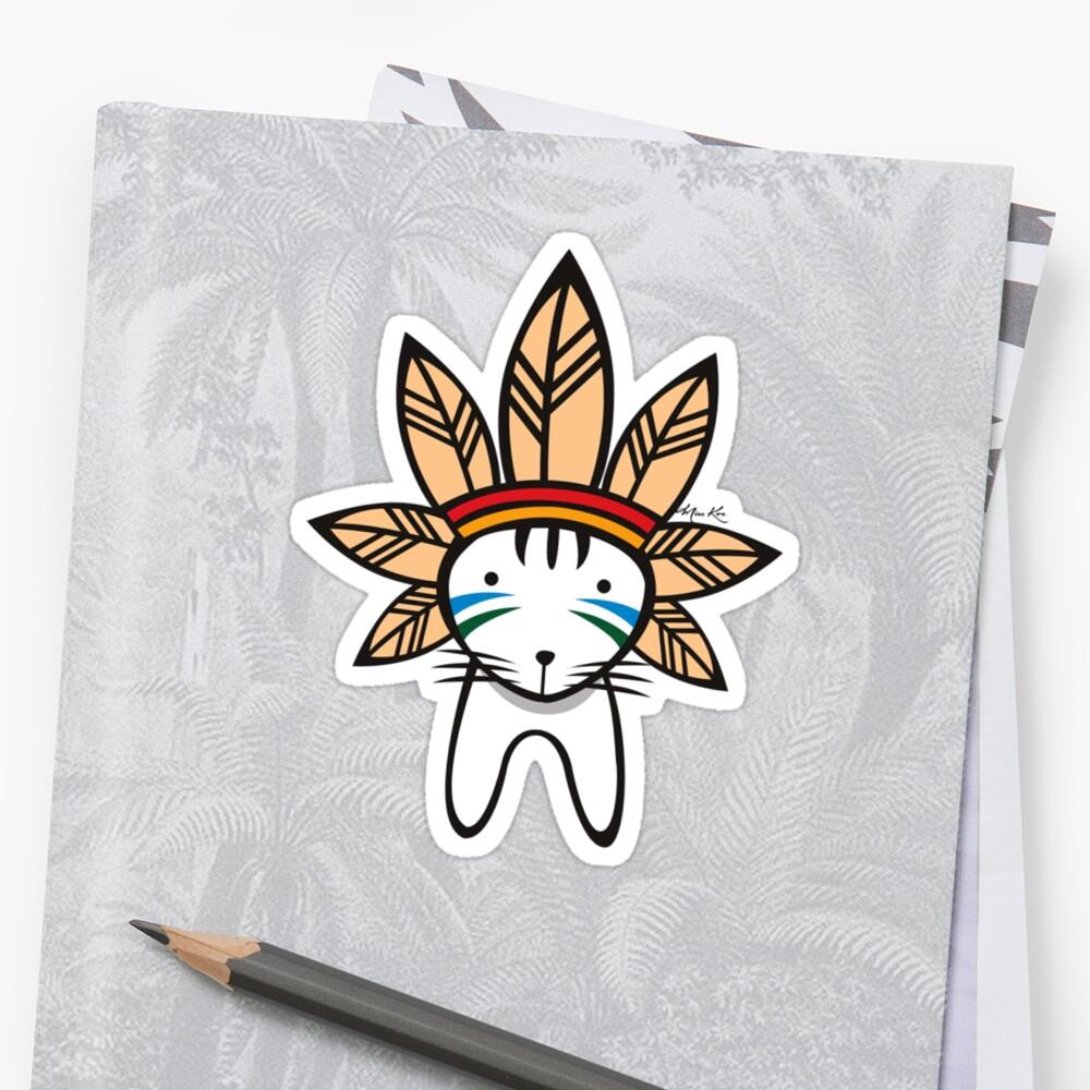 Mohawk Cat by MissKoo