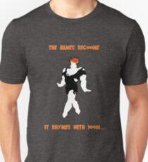 DBZ Abridged Recoome Shirt Design  T-Shirt