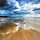 Cloudbreak # 40 - Freshwater West, Pembrokeshire by Mark Haynes Photography