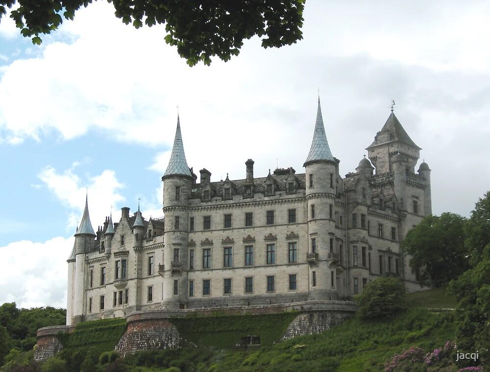 Dunrobin Castle Scotland by jacqi