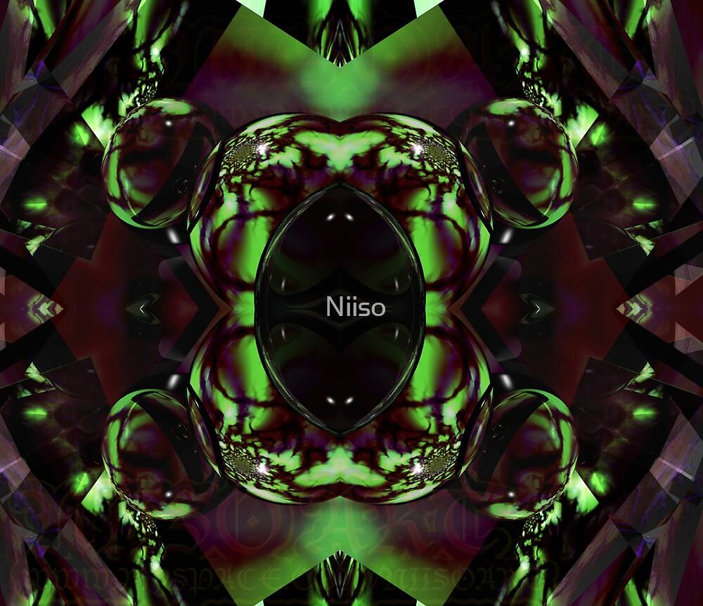 refleked worp  by Niiso