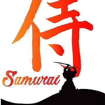 samurai by sajeduzzaman