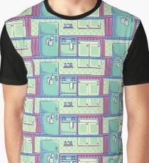 Kitchen (Pixel) Graphic T-Shirt