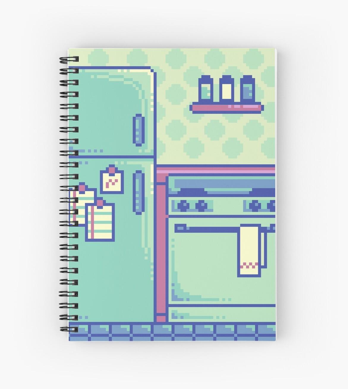 Kitchen (Pixel)\