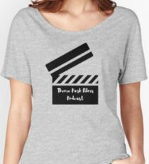 Theme Park Films Podcast Women's Relaxed Fit T-Shirt