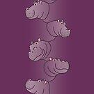 « Hippoline - Hippo » par Hippopottermiss