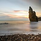 Liddle Stack - Chemical Beach, Seaham by David Lewins