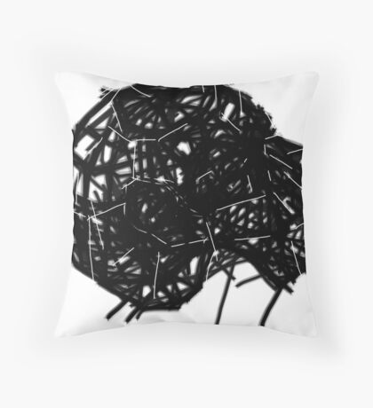 'From Above' Throw Pillow