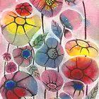 flowers #2 by MarikaMakes