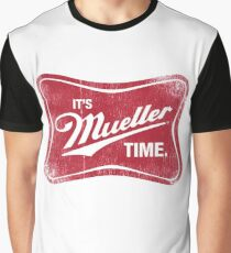 Mueller Time Graphic T-Shirt