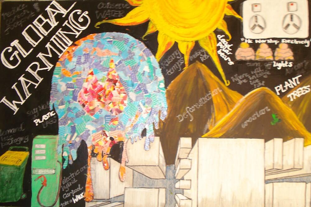 Environmental Awareness by Madelen Knight