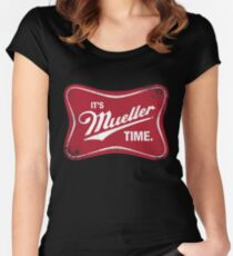 Mueller Time Women's Fitted Scoop T-Shirt
