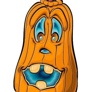 pumpkin by Lusiq