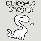 «¿Dónde están todos los fantasmas de dinosaurios?» de jezkemp