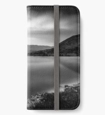 Cloud phoenix Black and White iPhone Wallet/Case/Skin
