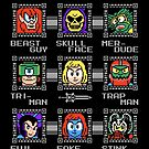 Mega Masters of the Universe by RyanAstle