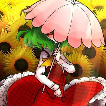 The Sunflower Demon by emittyb