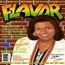 Flavor Mag Khadijah James by Ashleigh Sharmaine