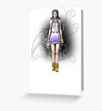 Fantasy XIII-2 - Yeul Greeting Card