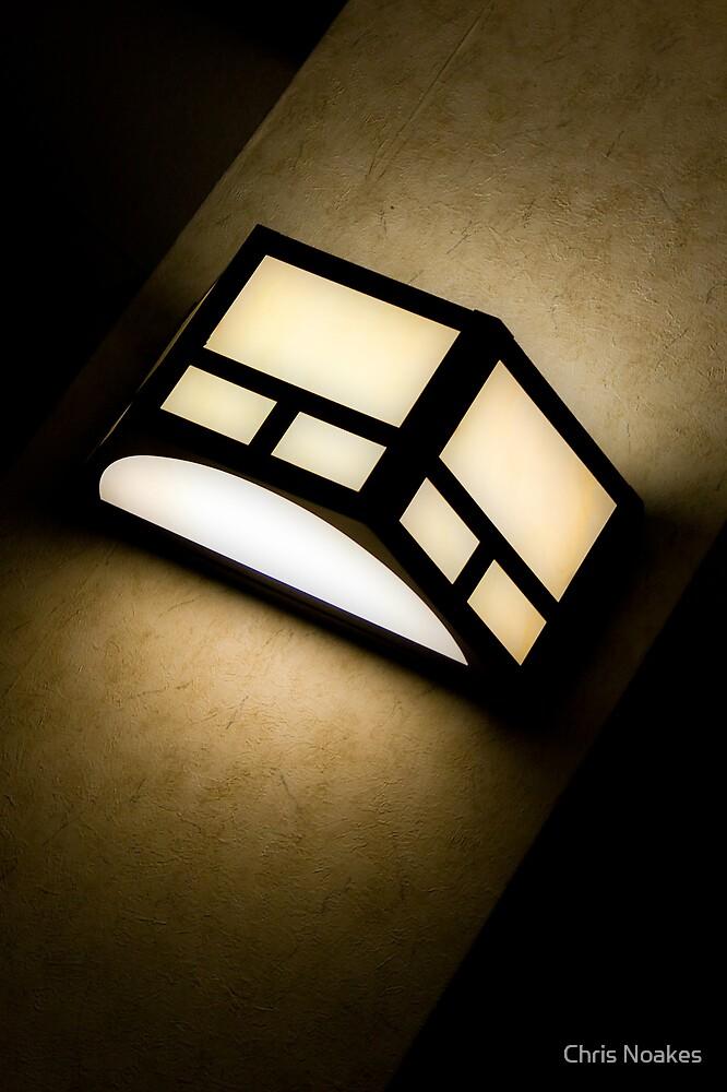 Pillar Of Light by Chris Noakes