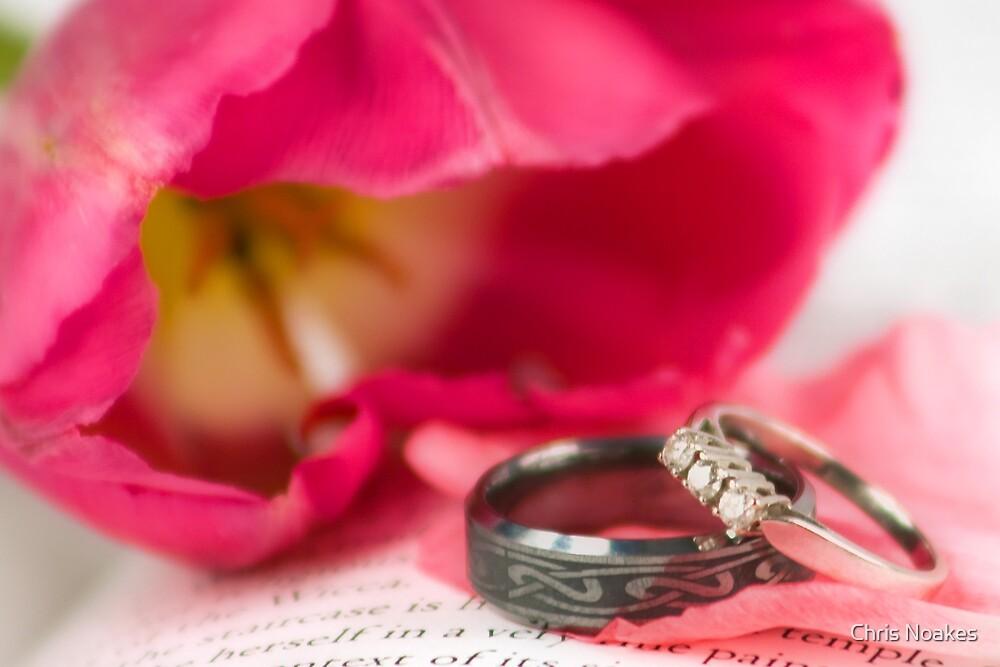 Wedding Rings by Chris Noakes