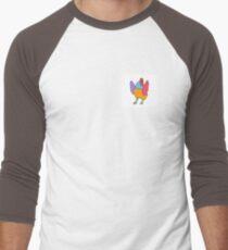 dancing chicken (black outline) T-Shirt