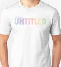 Untitled Cat Fund (rainbow) T-Shirt