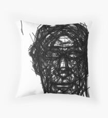 'Nihilist' Throw Pillow