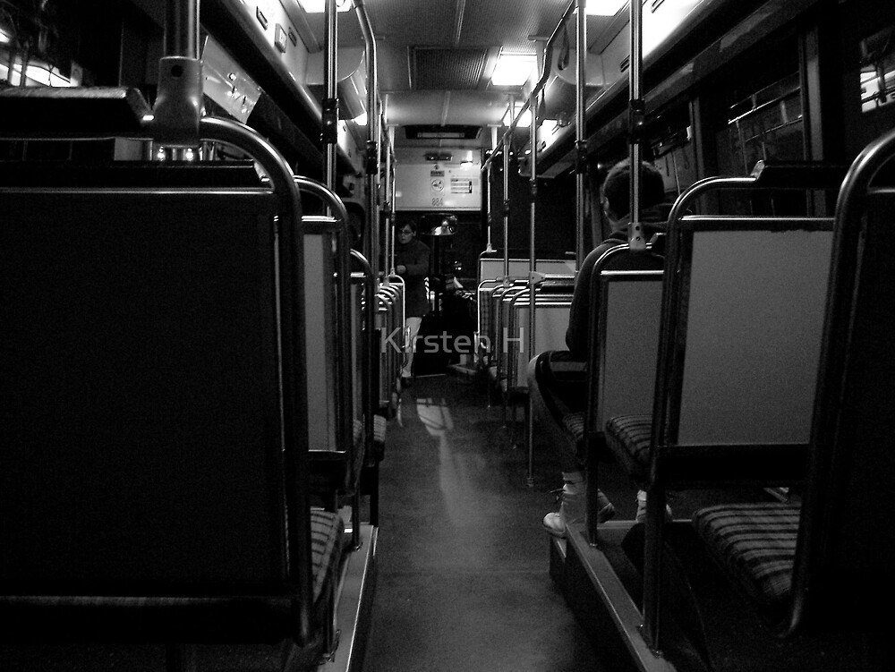 The Bus Ride by Kirsten H