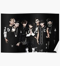 Póster BTS 2 COOL 4 SKOOL