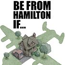 You Might Be From Hamilton If... The Lancaster by MacKaycartoons