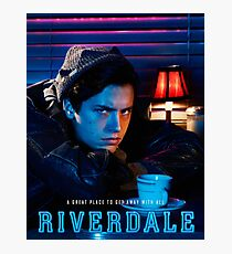 Riverdale: Jughead Photographic Print